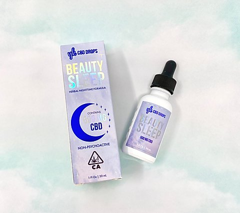 Yummi Karma Beauty Sleep CBD Drops-CBD products-CBDToday