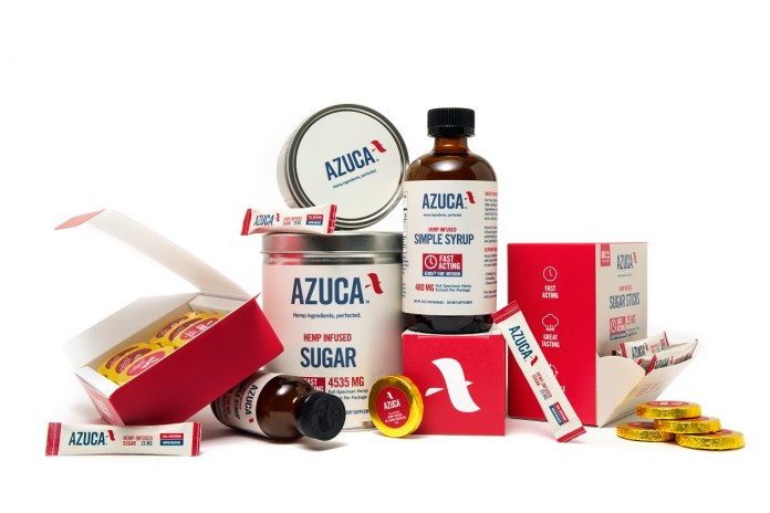 Azuca Sugar Products-CBD products-CBDToday