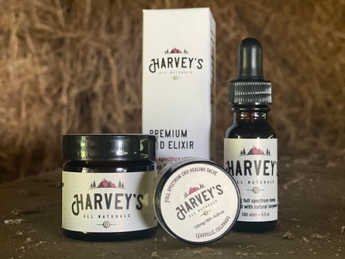 Harvey's All Naturals Combo Pack-CBD products-CBDToday