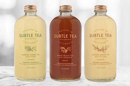 Broad Spectrum Hemp Subtle Tea-CBD products-CBDToday