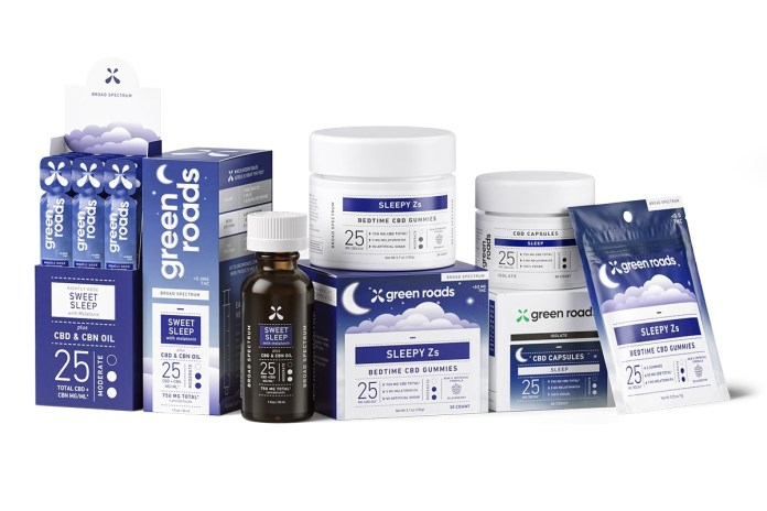 Green Roads Sleep Products-CBD products-CBDToday