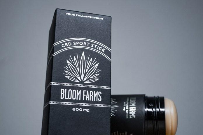 Bloom Farms Sport Stick-CBD products-CBDToday