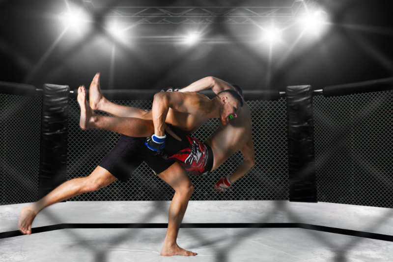 CBD and MMA