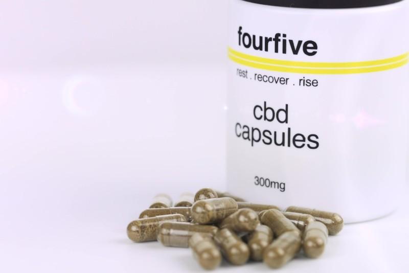 fourfive cbd capsules review