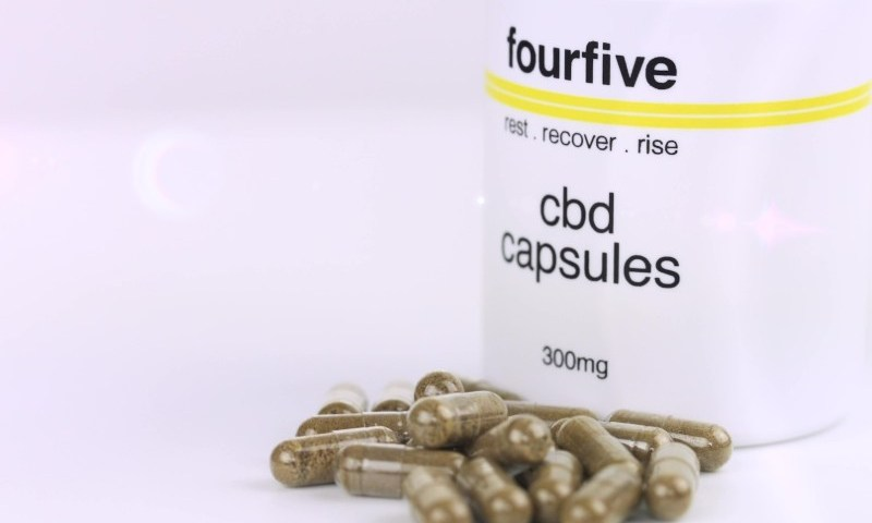 fourfive cbd capsules review