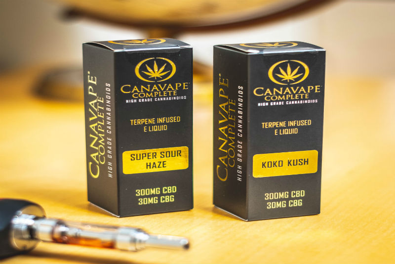 Are Canavape Set To Dominate The CBD Vaping Market In The United Kingdom?