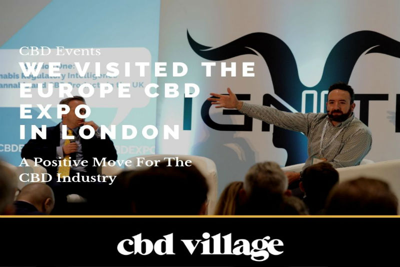 Europe CBD Expo London 2019