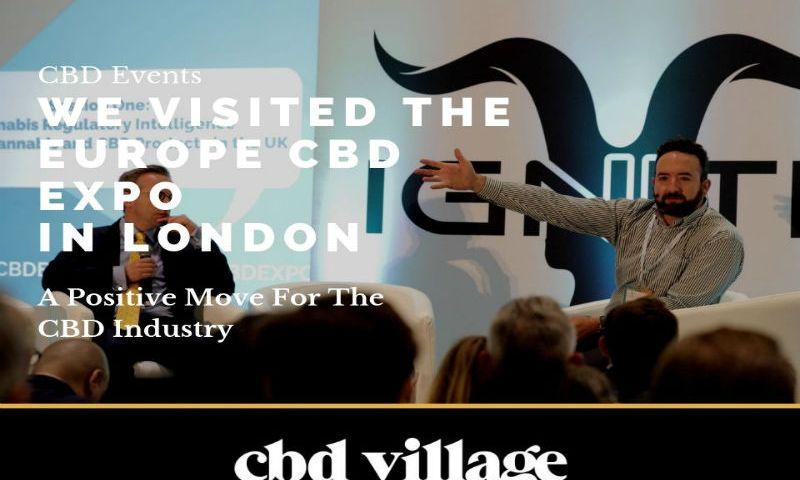 Europe CBD Expo London 2019