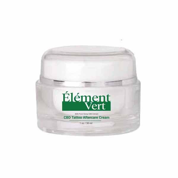 Element Vert CBD Tattoo Aftercare Cream 30ml