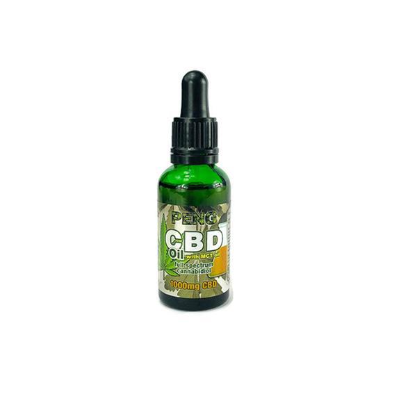 Peng CBD Full Spectrum 1000MG Oil