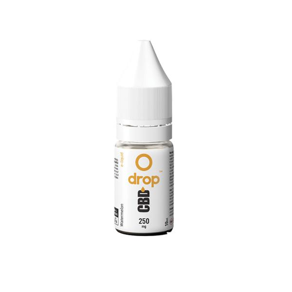 O Drop CBD Flavoured E-liquid 250mg