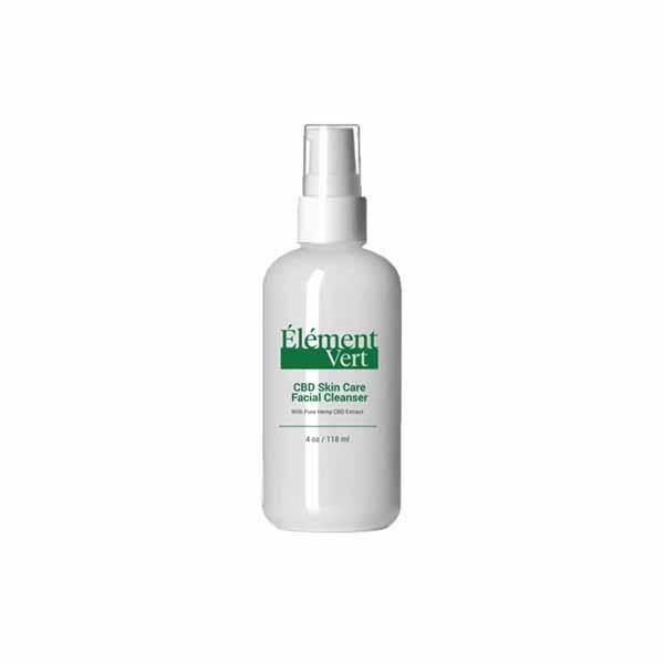Element Vert | CBD Facial Cleanser
