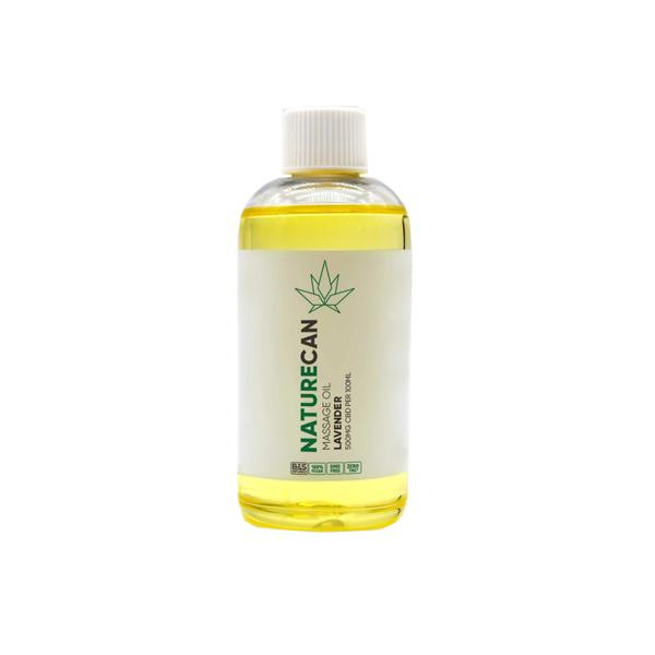Naturecan Massage Oil | Lavander