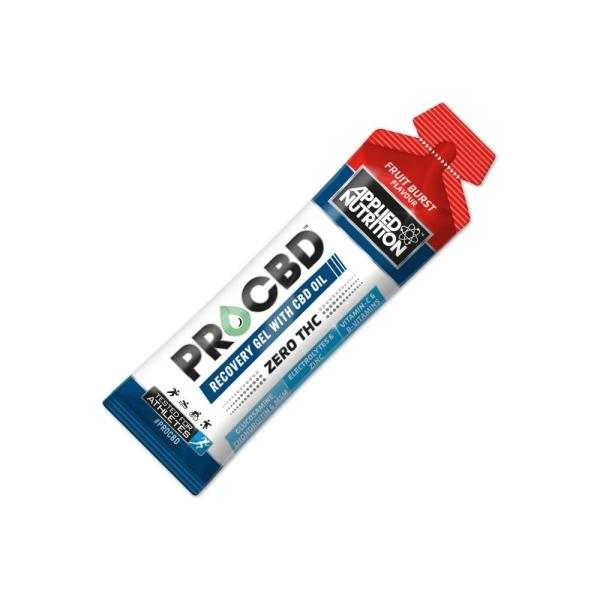 PRO CBD Recovery Gel with CBD