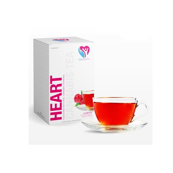 Canabidol Health Heart Support CBD Tea