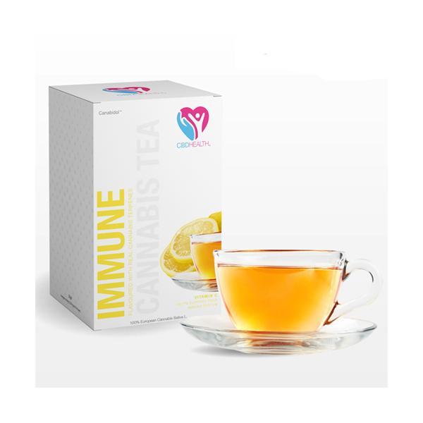 Canabidol Health Immune Support Tea