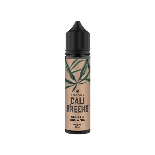 Cali Greens Gelato Brownie Terpens E-liquid