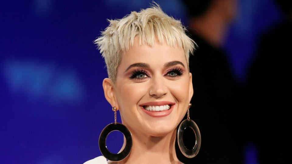Katy Perry and CBD