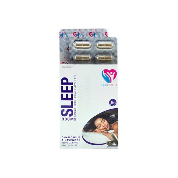 CBD Pills for Sleep