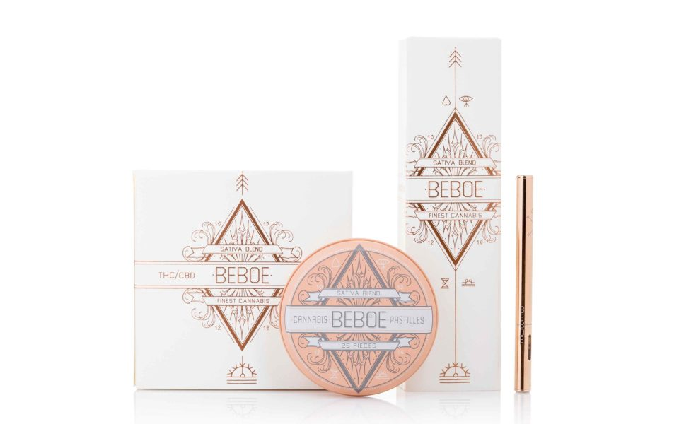 Beboe CBD products