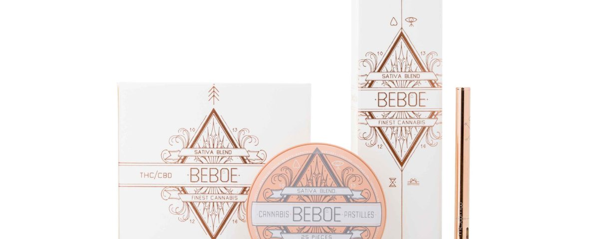 Beboe CBD products