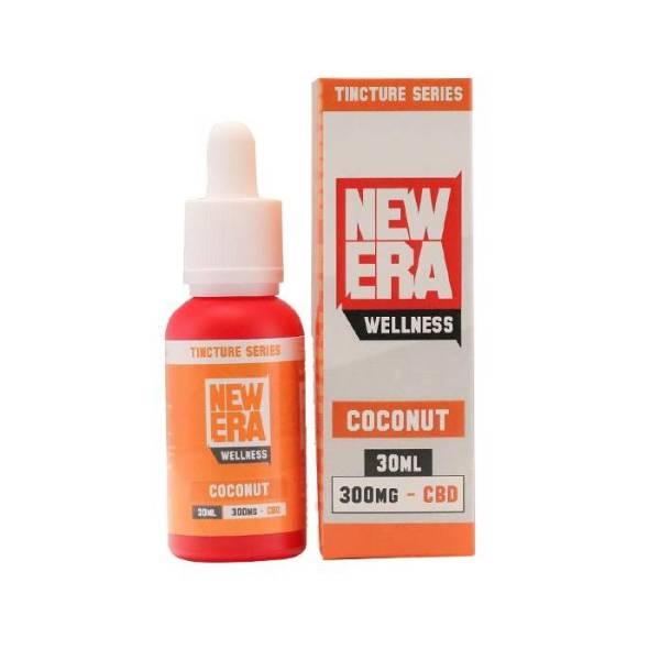 New Era Wellness CBD oil 30ml Coconut (1)