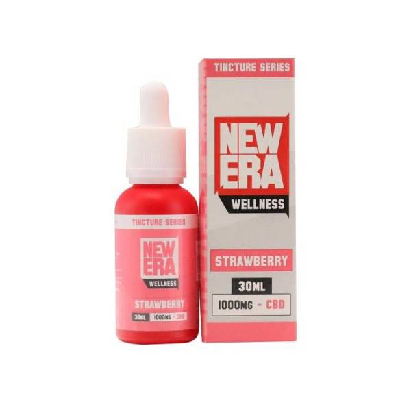 New Era Wellness - Strawberry 1000mg (1)