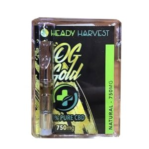 Heady Harvest Hemp Distillate