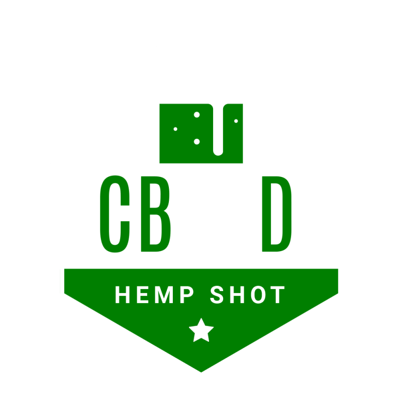 CBeerD Hemp Shot Logo for Wholesale Site
