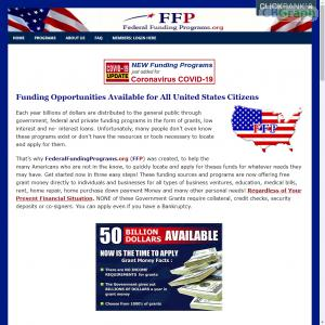 New & Converting Like Crazy! - Free Government Grants Program Free ...