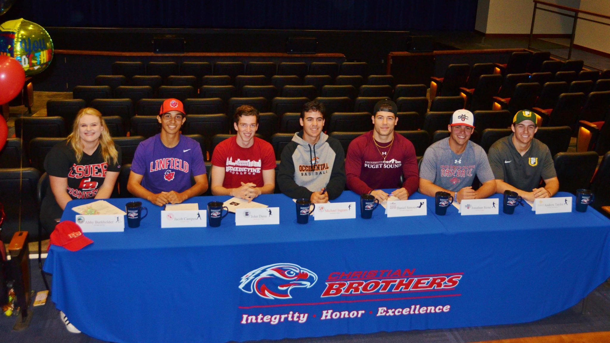 Falcons Take Flight On Spring Signing Day