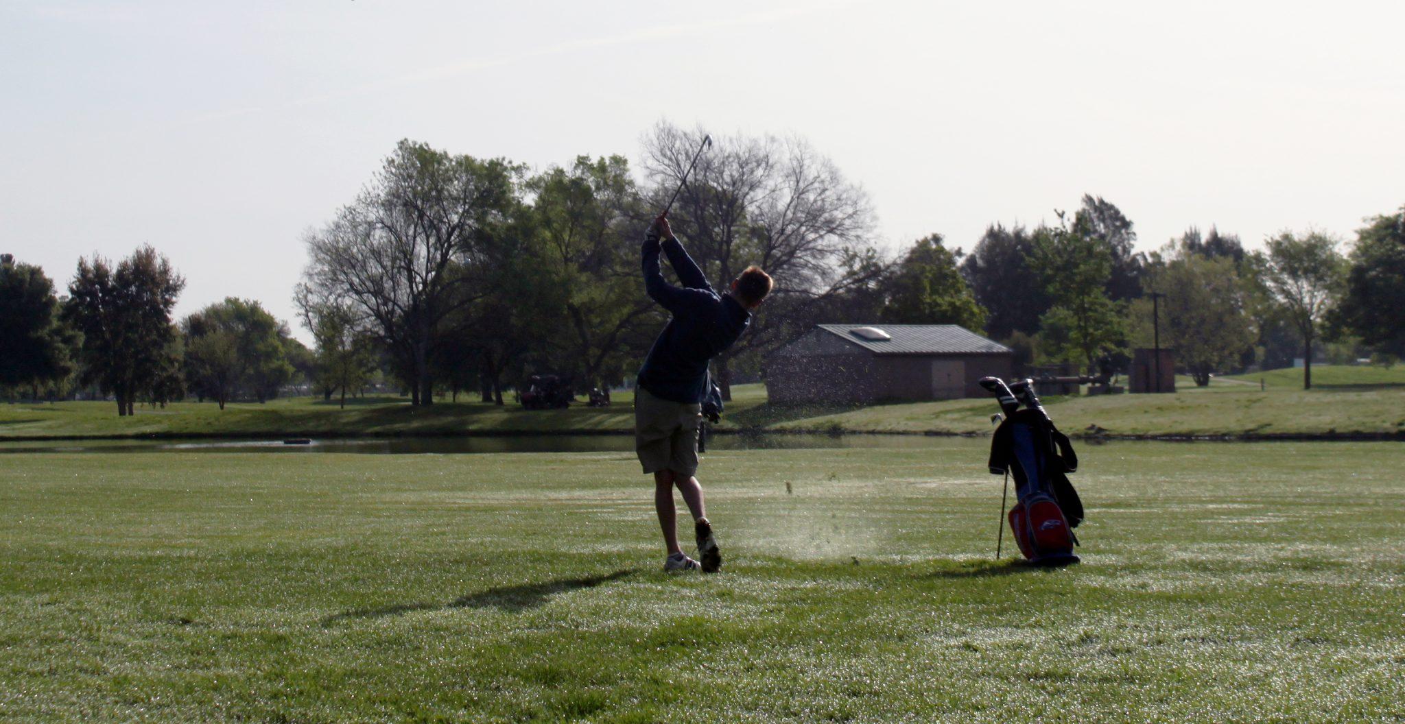 Men's Golf Finishes 3rd At CAL Tournament Despite Shaky Start