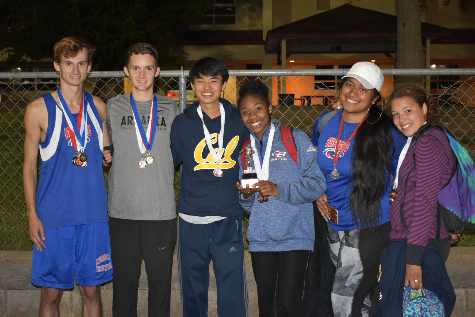 Falcons Track Strike It Rich At Gold Rush Elite Invitational