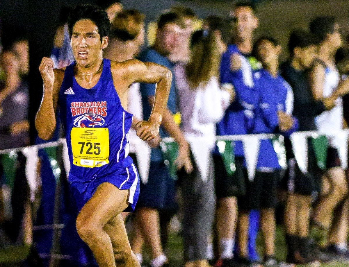 Cross Country Dominates In National Meet