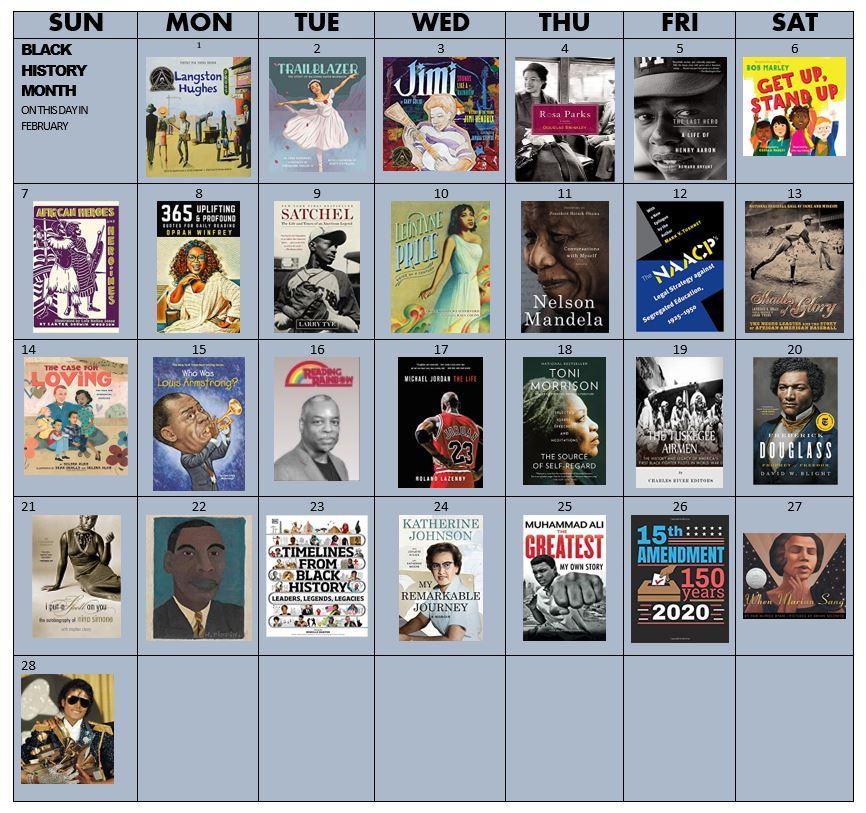 CBHS Celebrates Black History Month
