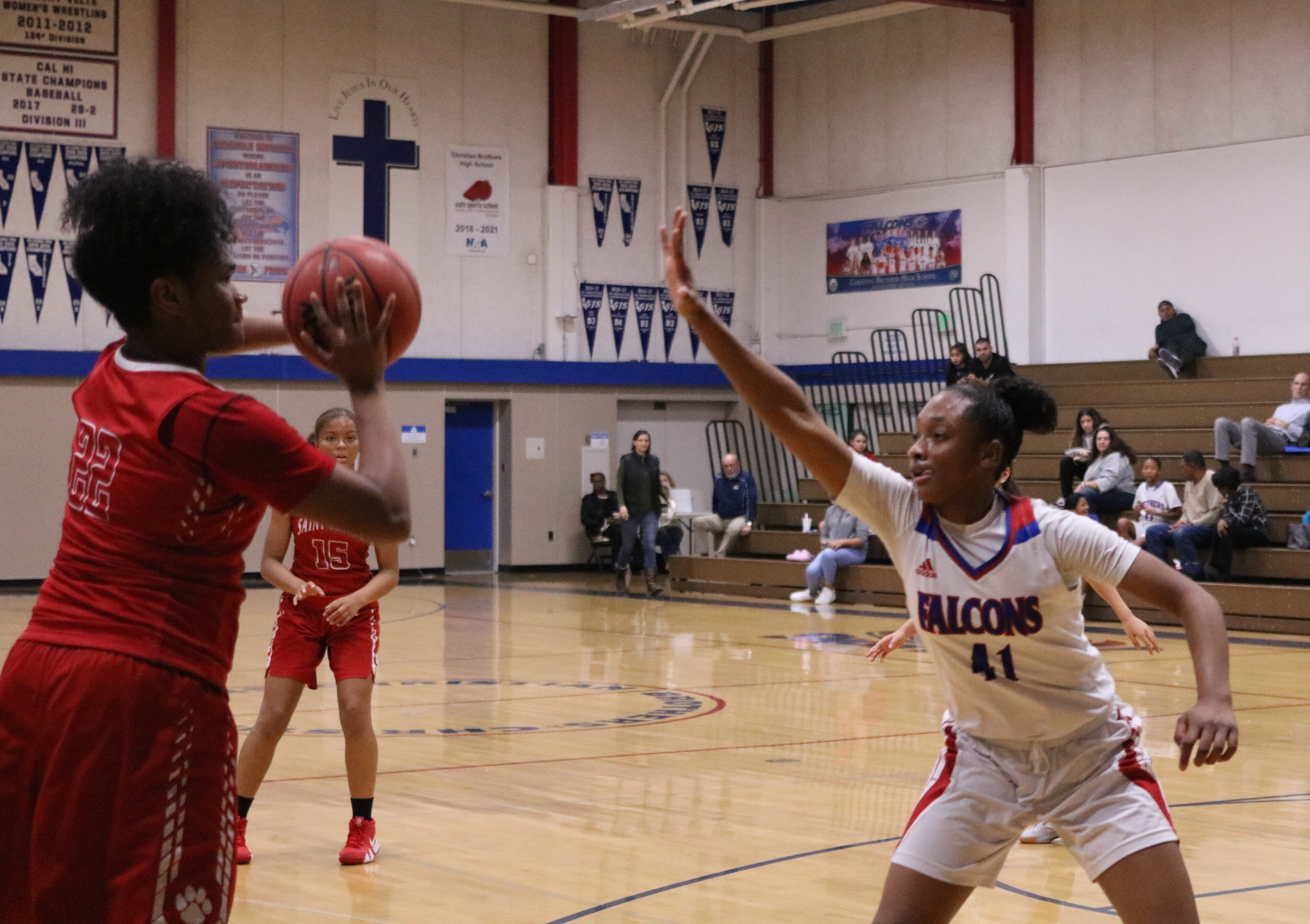 Womens Basketball Falls To Saint Marys In A Great Comeback Attempt