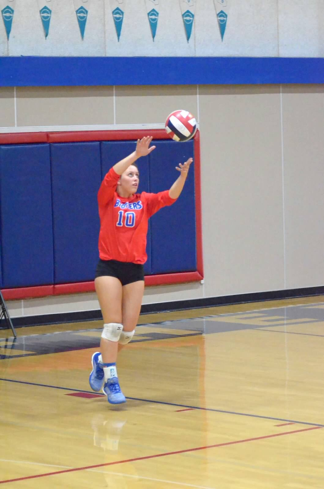 Volleyball And Golf Compete In Busy A Week
