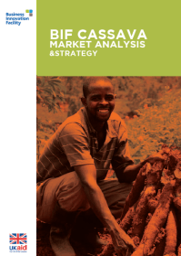 Market Analysis and Strategy - Cassava