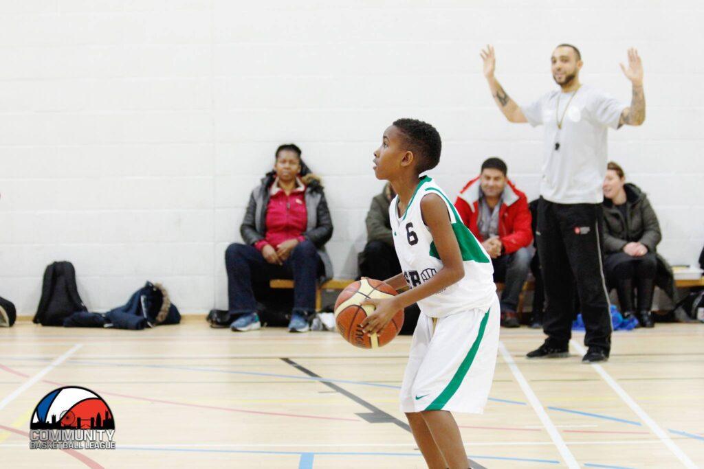 HACKNEY JEDIS – Community Basketball League