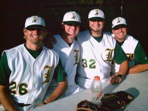 Lewisville Lizards pitchers 2007 Argyle TX