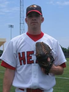 Joe Wollscheid Texas Heat 2007 CBL