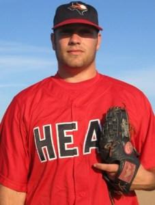 Tyler French 2007 Texas Heat CBL