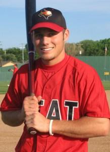 Mitch Elliott Texas Heat 2007 CBL