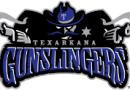 texarkana gunslingers logo continental baseball league