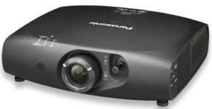 Panasonic Projectors PT-RZ470