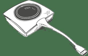 ClickShare Plug into Collaboration