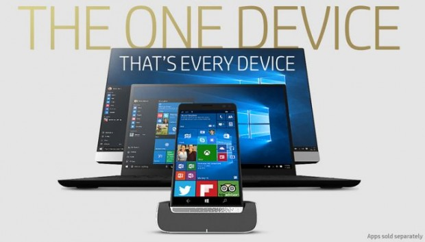 HP Elite X3 One Device thats All Devices