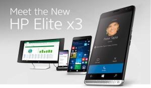 CBM Corporate Meet the New HP Elite X3