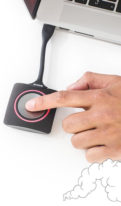 ClickShare Button
