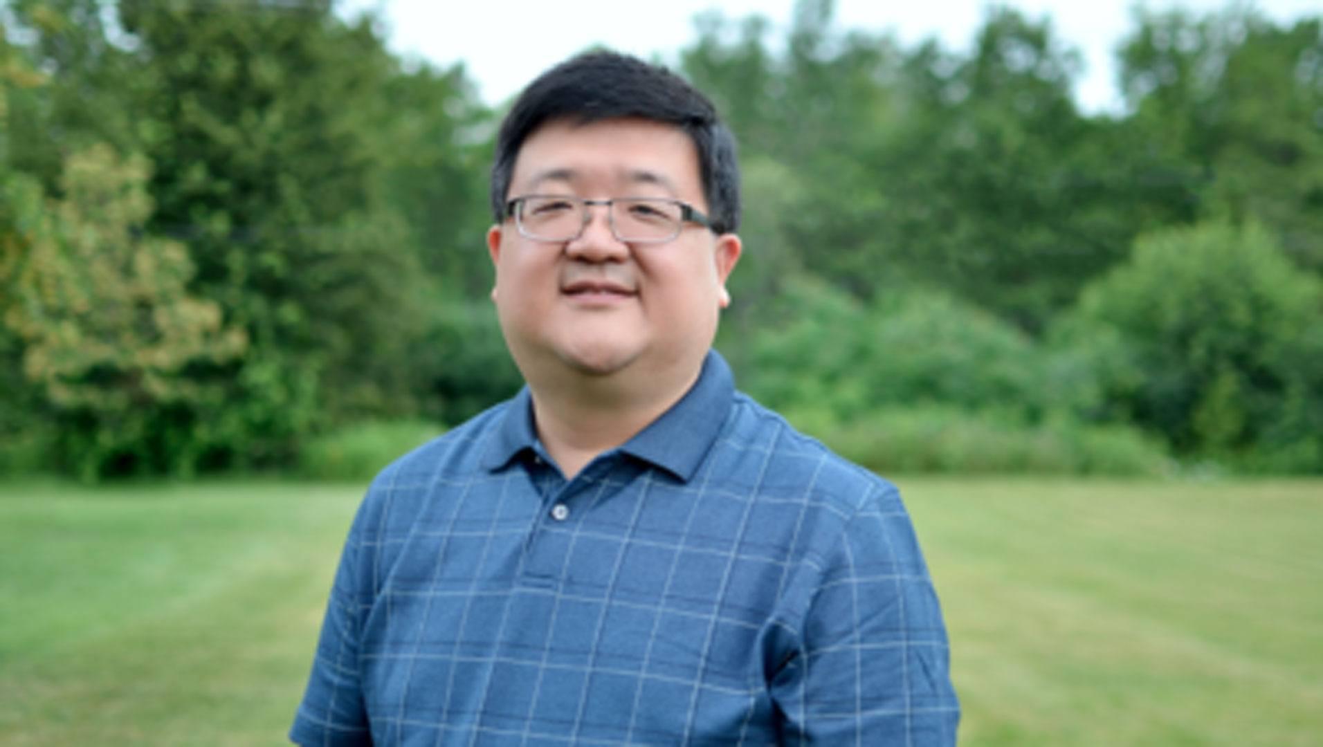Photo of Director, International Partnerships John Chan